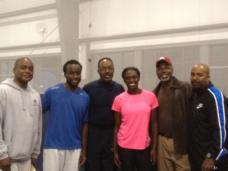 Indoor Coaches with Olympian Dawn Harper