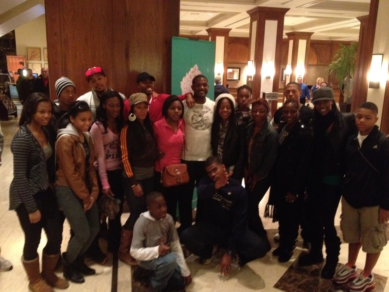 Indoor Team at USATF National Convention